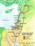 Os Reinos de Saul, Davi e Salomão