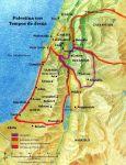 Palestina no Temp.o de Jesus